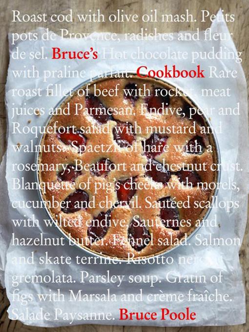 Bruce's Cookbook (eBook)