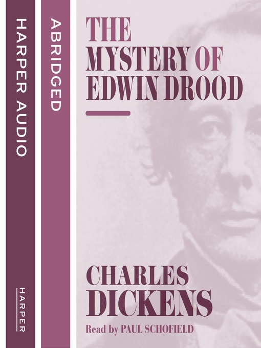 The Mystery of Edwin Drood (MP3)