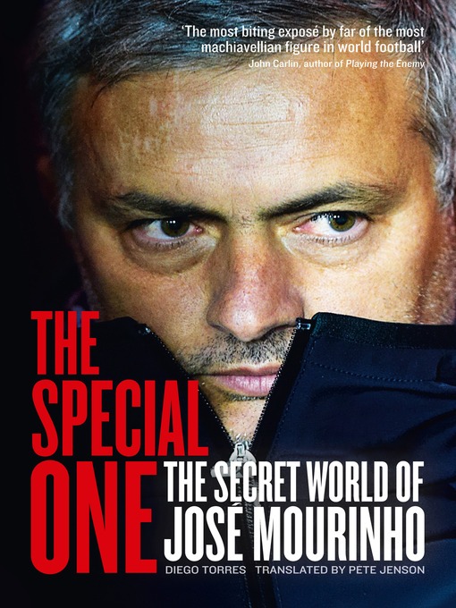 The Special One (eBook): The Dark Side of Jose Mourinho