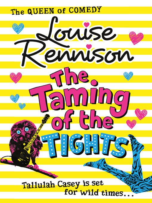 The Taming of the Tights (eBook): The Misadventures of Tallulah Casey Series, Book 3