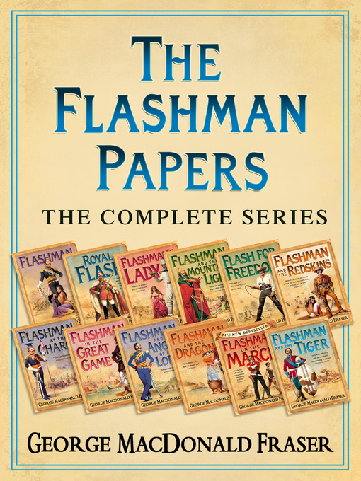 The Flashman Papers (eBook): The Complete 12-Book Collection