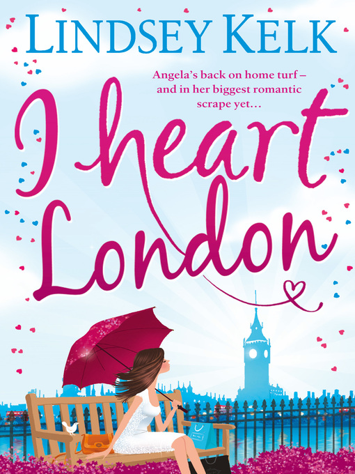 I Heart London (eBook): I Heart Series, Book 5