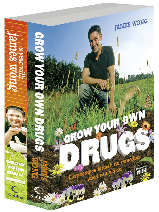 Grow Your Own Drugs and Grow Your Own Drugs a Year with James Wong Bundle (eBook)