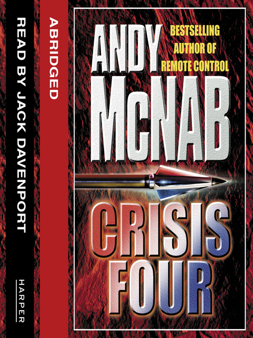 Crisis Four: Nick Stone Series, Book 2 - Nick Stone (MP3)