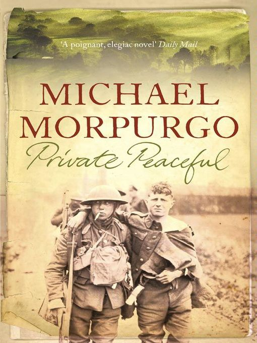 Private Peaceful (eBook)