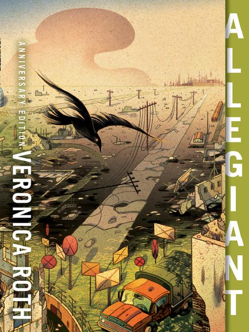 Allegiant (eBook): Divergent Trilogy, Book 3