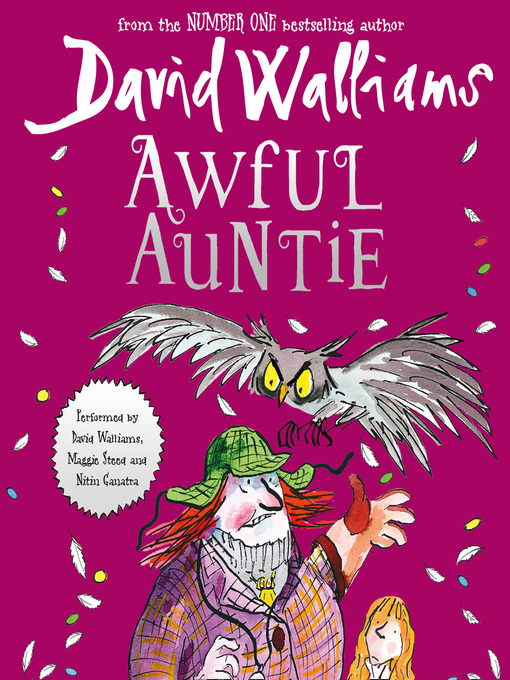 Awful Auntie (MP3)