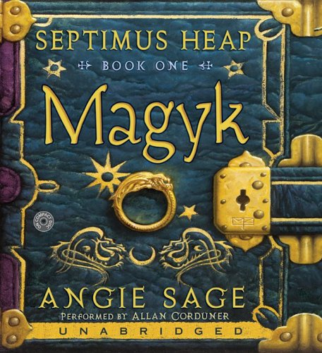 Magyk (MP3): Septimus Heap Series, Book 1