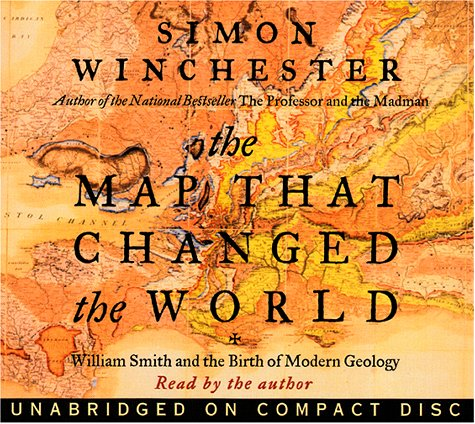Cover image for The Map That Changed the World