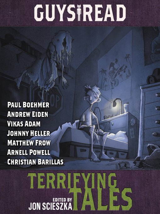 Terrifying Tales [eAudiobook - Overdrive] edited by Jon Scieszka