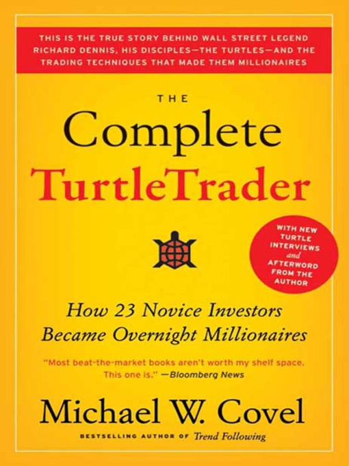 Turtle trading system software