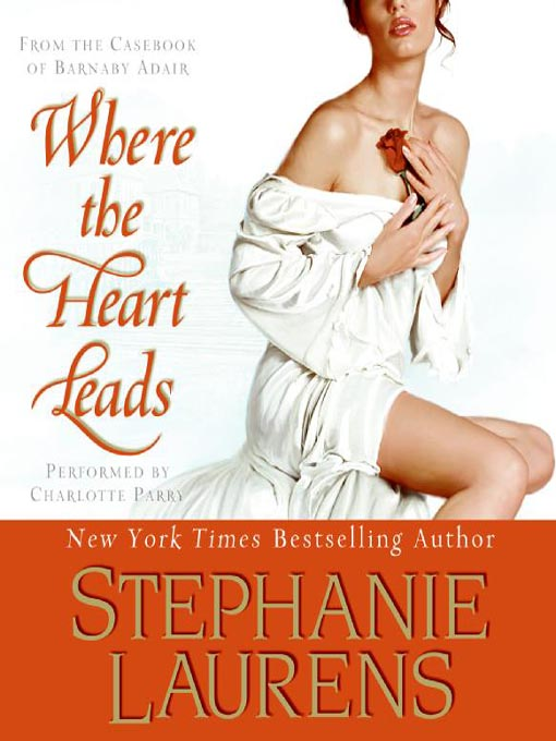 Where the Heart Leads (MP3): The Casebook of Barnaby Adair Series, Book 1