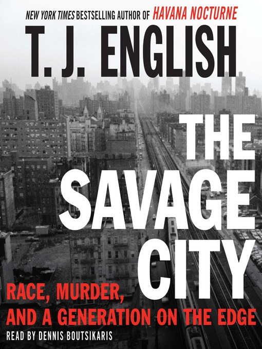 Cover image for The Savage City