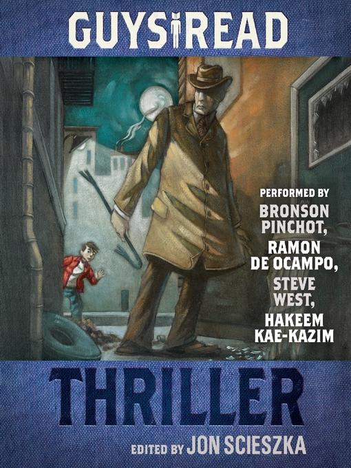 Thriller - Guys Read: Thriller (MP3)