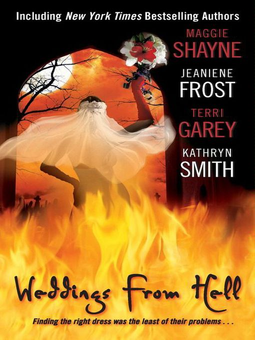 weddings from hell jeaniene frost