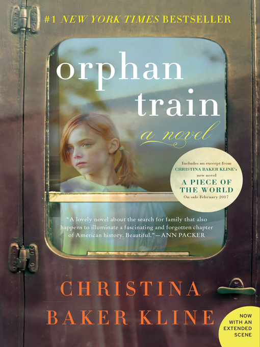 Click this cover for a(n) eBook sample of Orphan Train
