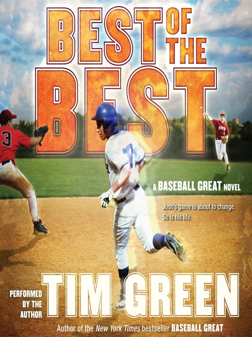 Best of the Best (MP3): Baseball Great Series, Book 3