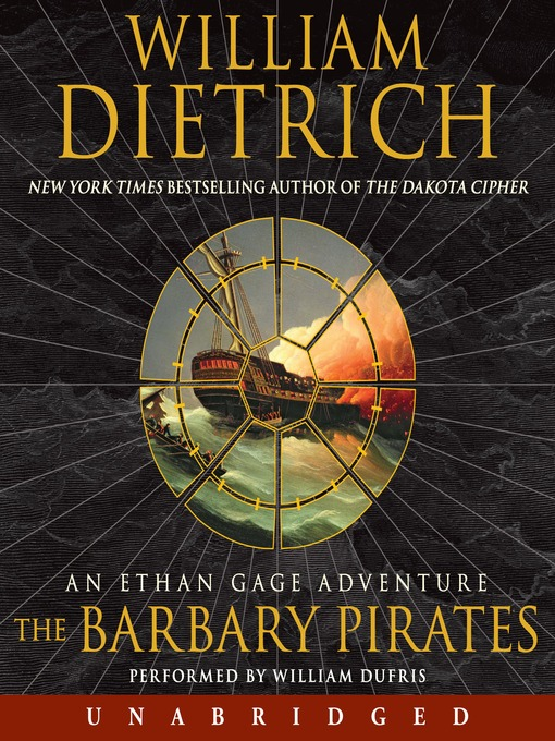 The Barbary Pirates (MP3): Ethan Gage Series, Book 4