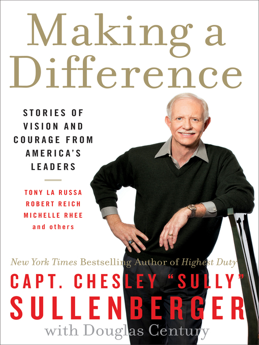 Cover image for Making a Difference