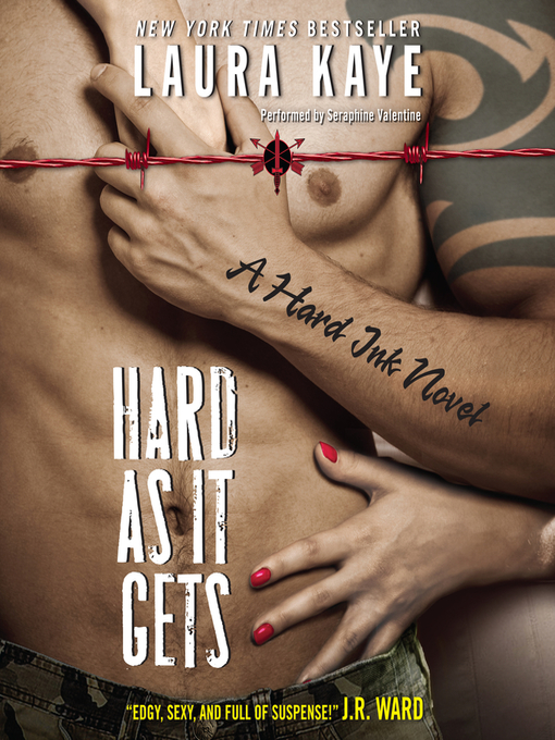 Hard As It Gets: A Hard Ink Novel - Hard Ink (MP3)