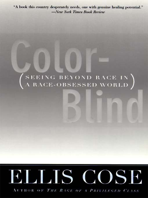 Cover image for Color-Blind