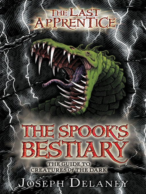 The Spook's Bestiary The Guide to Creatures of the Dark