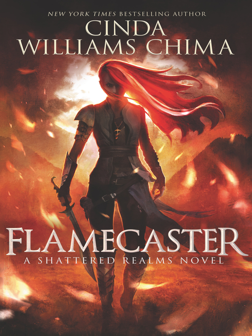 Cover Image of Flamecaster.