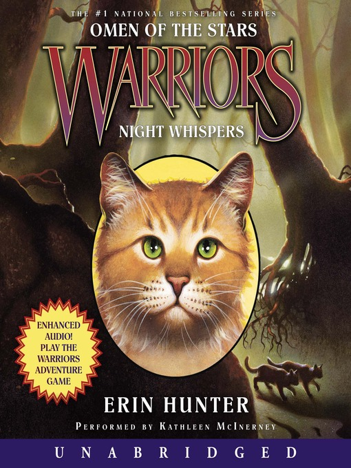 Night Whispers (MP3): Warriors: Omen of the Stars Series, Book 3