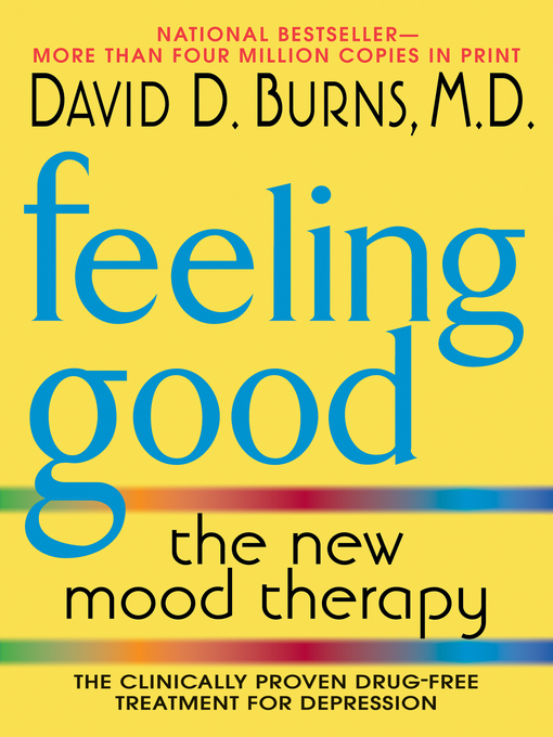 Feeling Good (eBook): The New Mood Therapy