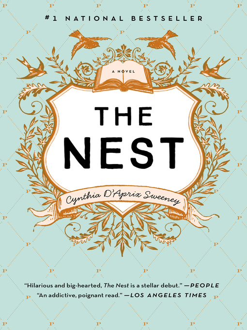 Cover Image of The nest
