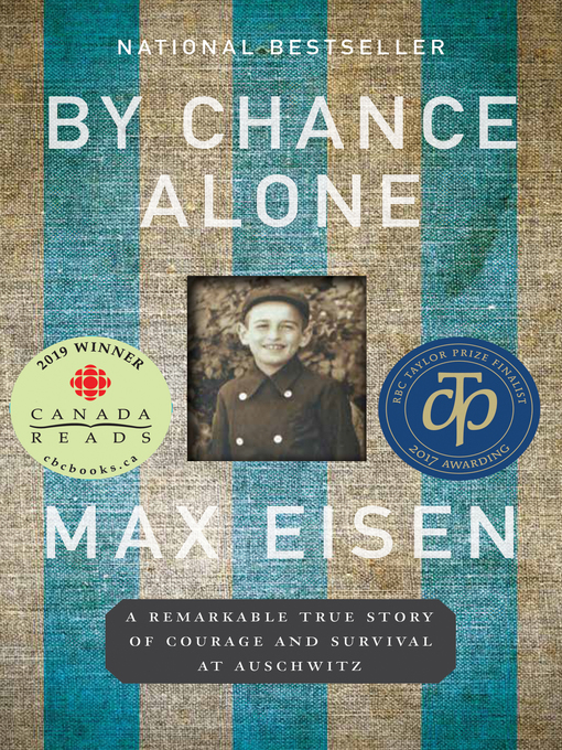Cover Image of By chance alone