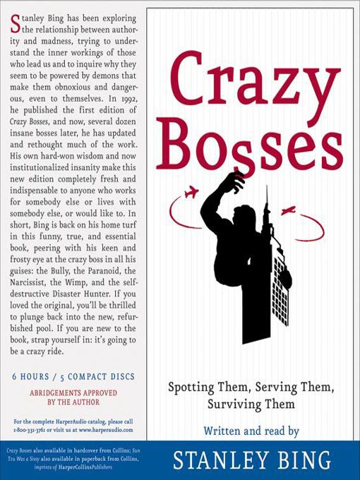 Cover image for Crazy Bosses