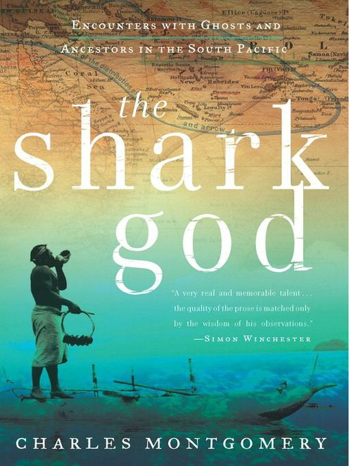 Cover image for The Shark God