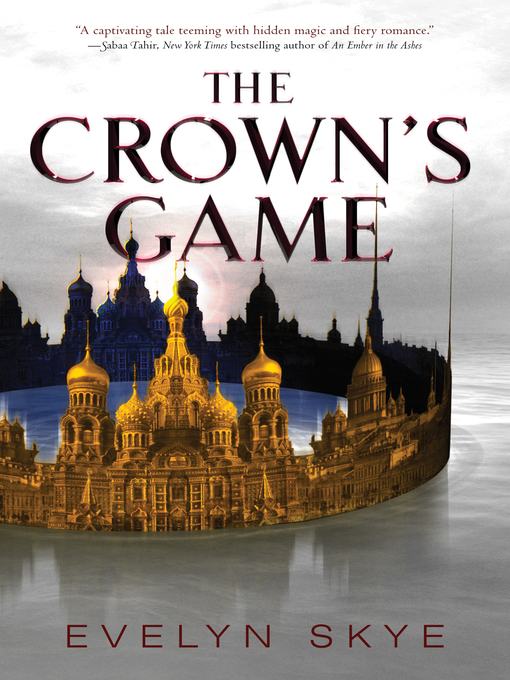 Cover Image of The crown's game
