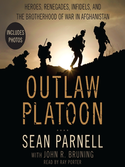 Cover image for Outlaw Platoon