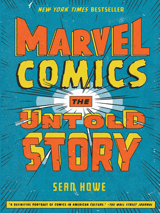 Marvel Comics (eBook): The Untold Story