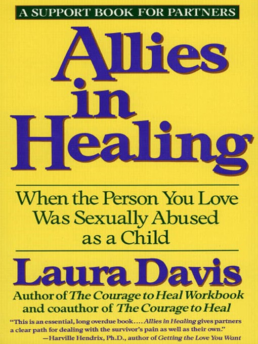 Allies in Healing: When the Person You Love Is a Survivor of Child Sexual Abuse (eBook)