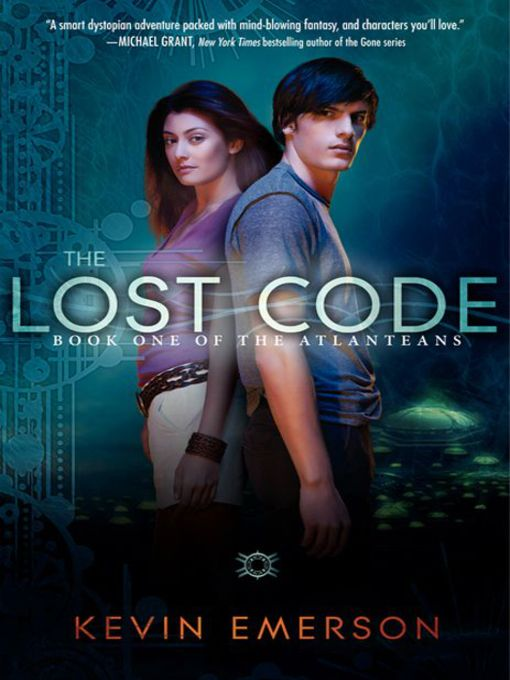 The Lost Code Atlanteans Series, Book 1