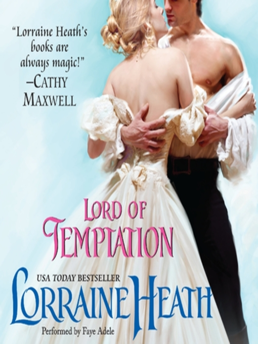 Lord of Temptation (MP3): Lost Lords of Pembroke Series, Book 2