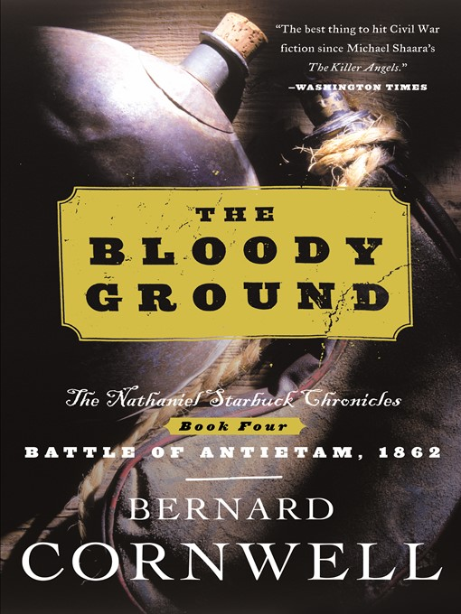 Cover image for The Bloody Ground