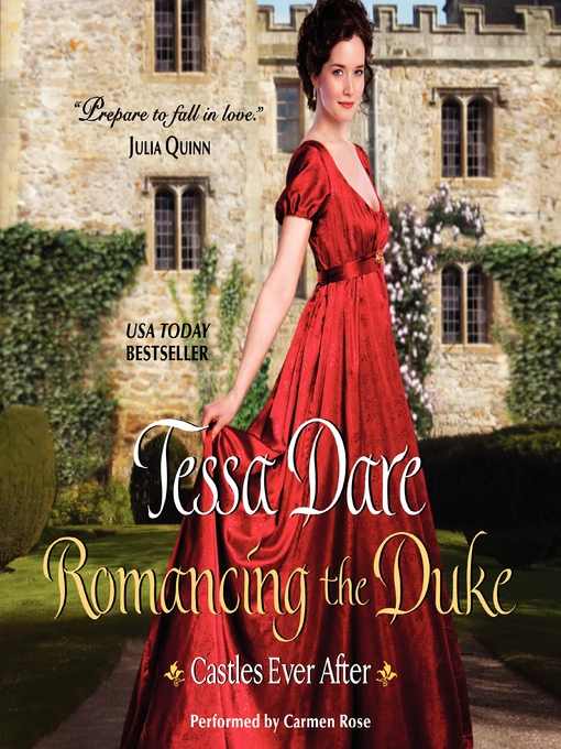 Romancing the Duke: Castles Ever After Series, Book 1 - Castles Ever After (MP3)