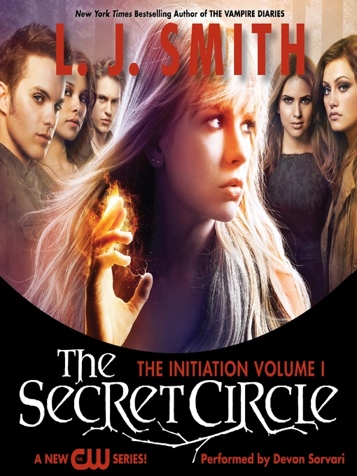 The Initiation: The Secret Circle Series, Book 1 - The Secret Circle (MP3)