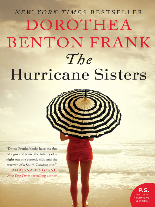 Click this cover for a(n) eBook sample of The Hurricane Sisters