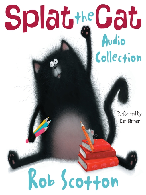 Splat the Cat Audio Collection (MP3)