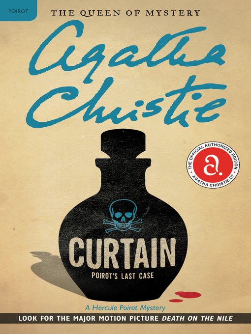 Curtain: Poirot's Last Case (eBook): Hercule Poirot Series, Book 39
