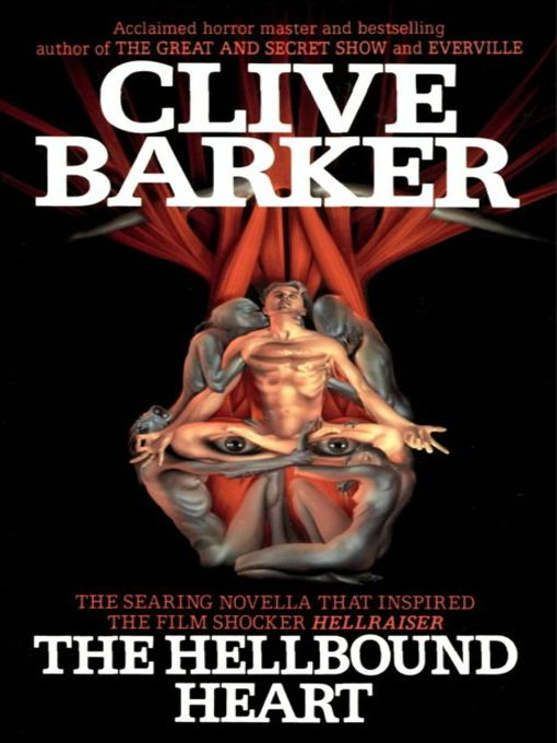 The Hellbound Heart Clive Barker
