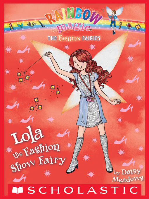 Cover Image of Lola the fashion show fairy