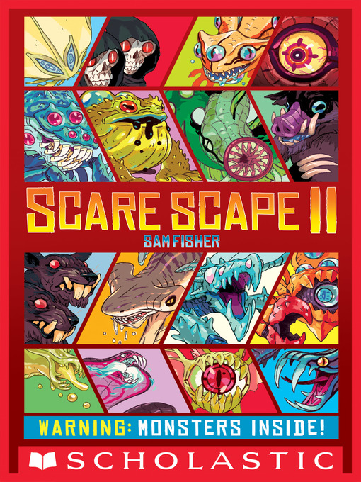 Cover Image of Scare scape II