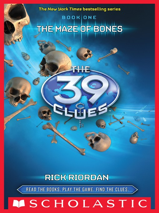 The Maze of Bones The 39 Clues Series, Book 1