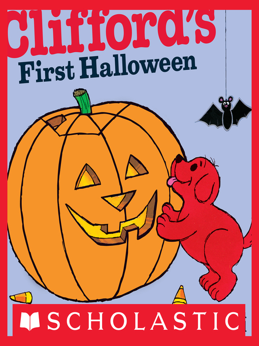 Cover image for Clifford's First Halloween